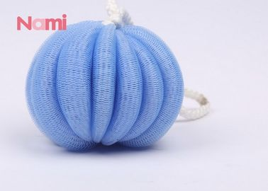 Colorful Body Washing Exfoliating Bath Sponge Ball Shape Personal Care