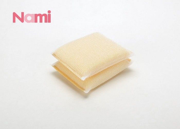 Dish Washing Scouring Pad Sponge Strong Cleaning Capacity For Home Kitchen