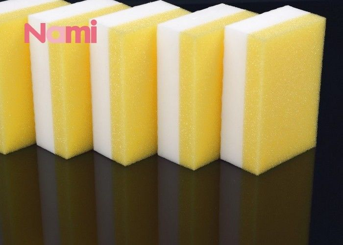 Soft Magic Eraser Sponge Nylon Scrubber Nami Textile Material Eco - Friendly