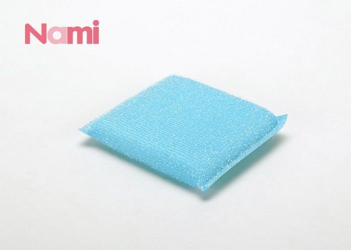 Nami Kitchen Cleaning Scouring Pads Sponge Dish Sponge Colorful Wear Resisting