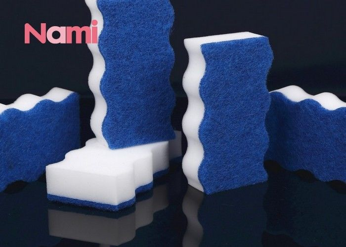 Powerful Cleaning Eraser Sponge Pads Multipurpose Heavy Duty Scrubber Blocks