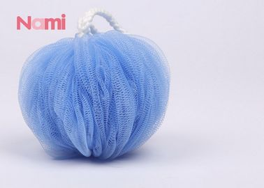 China Colorful Soft Shower Bath Sponge Exfoliating Rough Surface Eco - Friendly factory