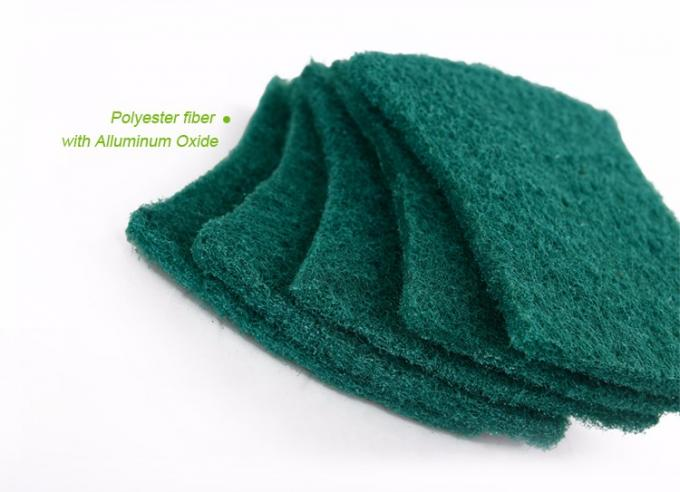 Strong cleaning stainless steel scourer pot brush kitchen scouring pad