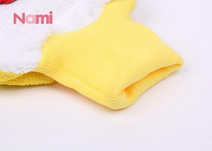 Spa Massage Exfoliating Bath Gloves Viscose Material Granulous Texture