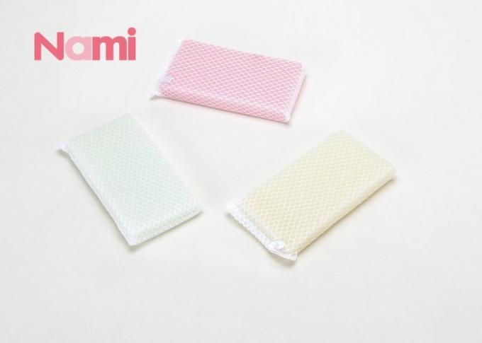 High Density Kitchen Cleaning Scouring Pads Sponge Eco - Friendly For Dish Washing