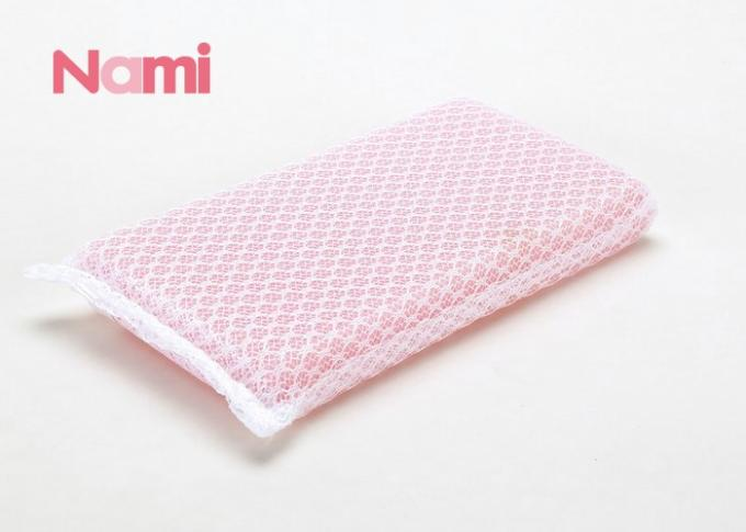Multi - Colors Dish Scrub Pads Scouring Sponge Customized Logo For For Cleaning