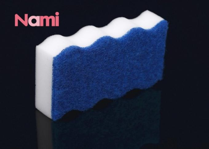 High Density Magic Clean Eraser S Shape Melamine For Kitchen Cleaning
